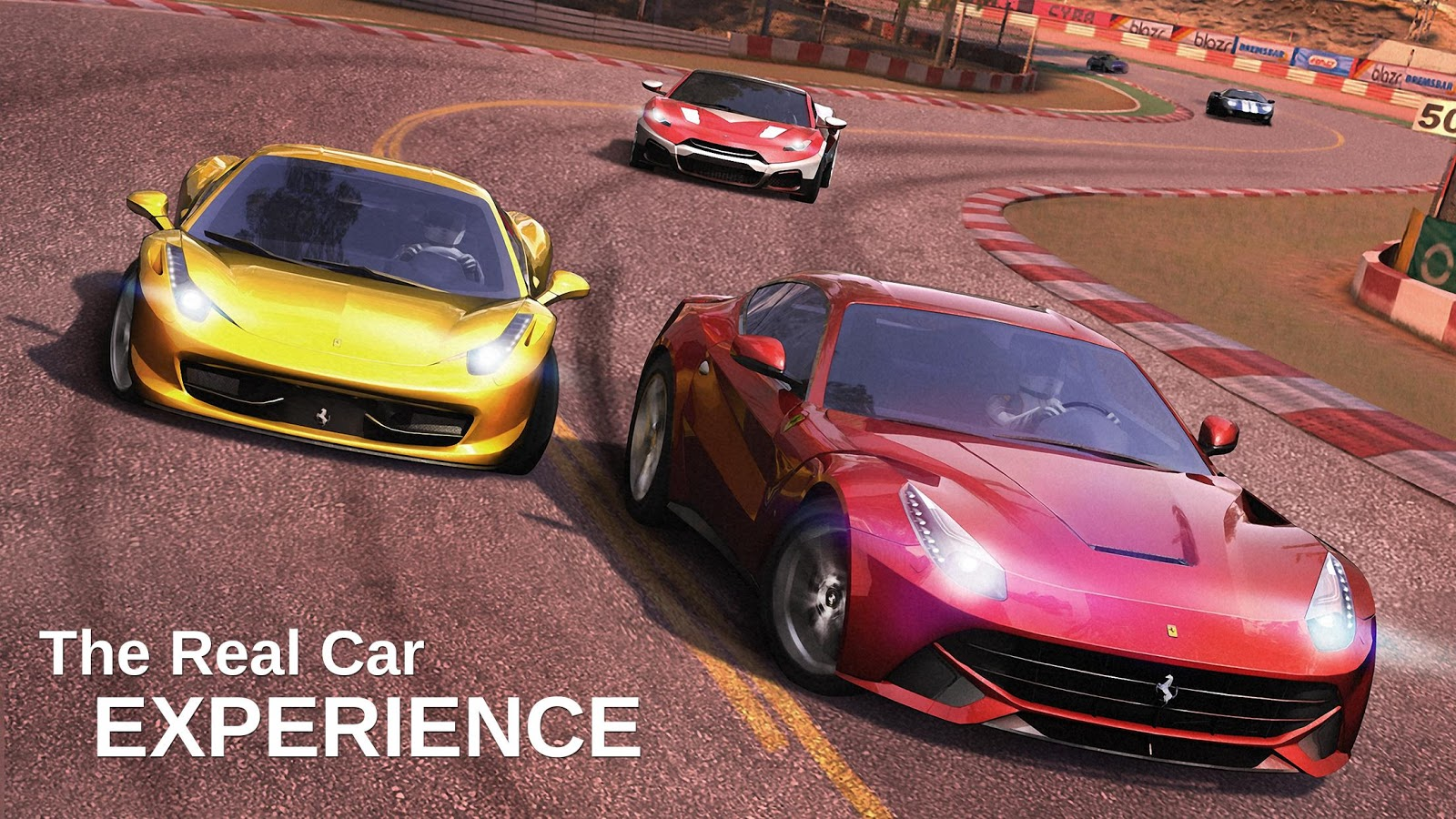 Gt racing 2 the real car exp 1 5 8e screenshot 1