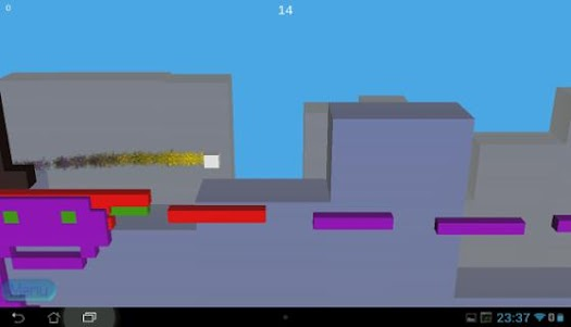 Runner 3000 1.0 screenshot 8