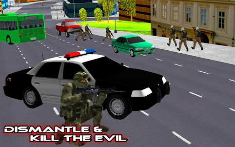 Shoot Hunter 3D: Commando Missions Hostage Rescue 1.3 screenshot 10