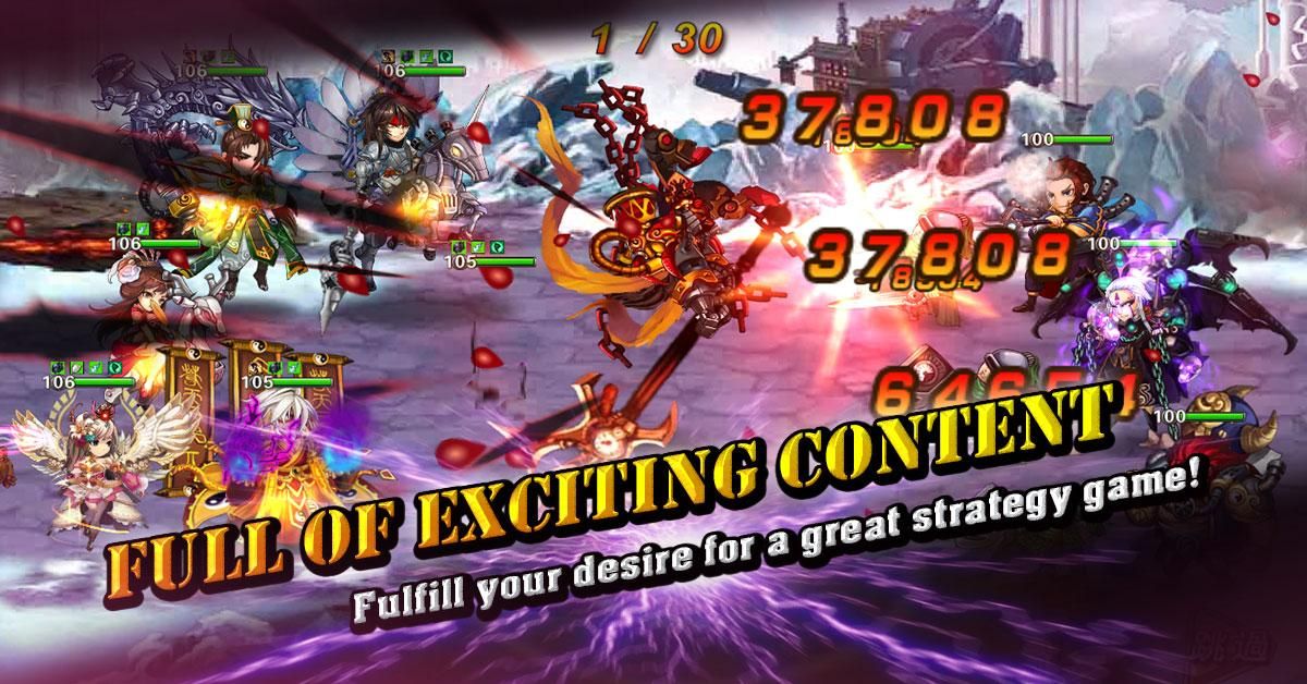 three kingdoms conqueror hack apk
