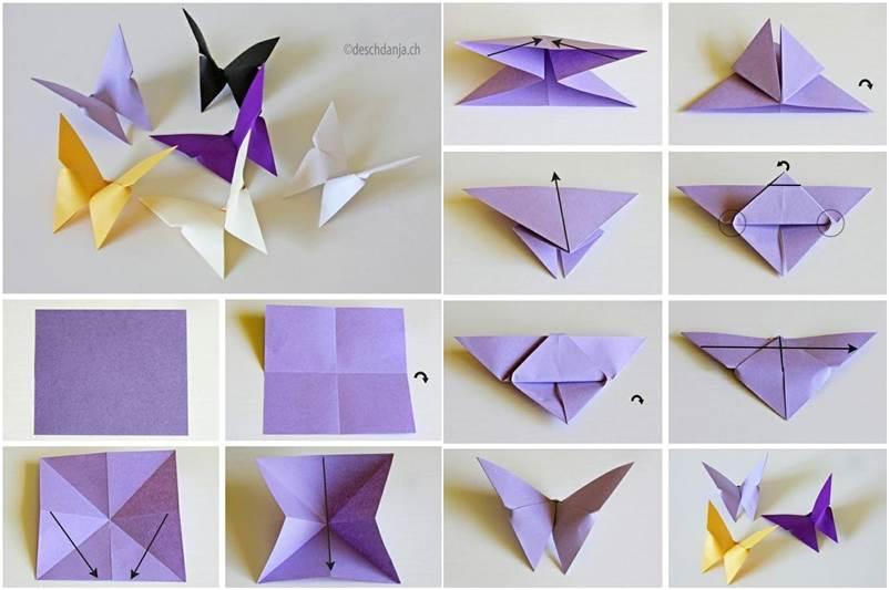 How To Make Tutorial Origami 40 Screenshot 3