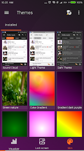 S+ Music Player 3D - Equalizer, Visualizer, Themes 1.4.3 screenshot 8