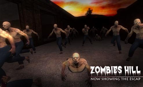 Zombies Hill 1.0 screenshot 5