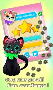 Cat Connect Mania : Tom crush 1.0 screenshot 1