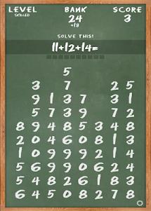 Numbers Dropping 1.2 screenshot 1