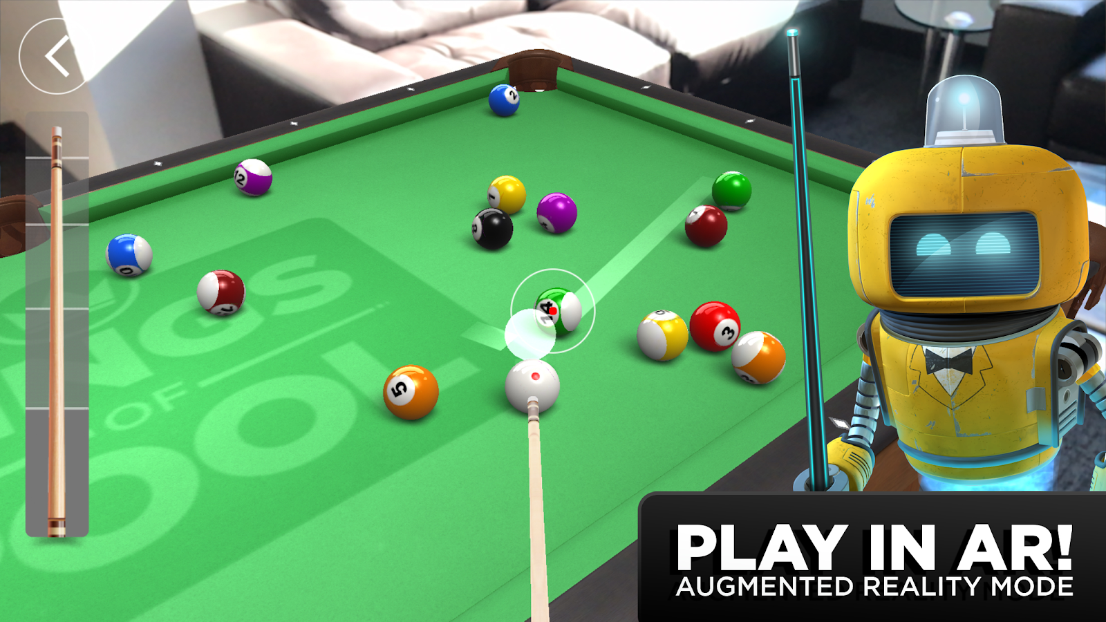 Kings of Pool - Online 8 Ball 1.25.5 APK Download - Android ... -