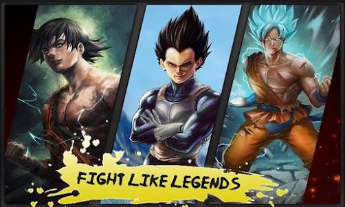 Superstar Saiyan Goku Fighting: Superhero Battle 1.0 screenshot 4
