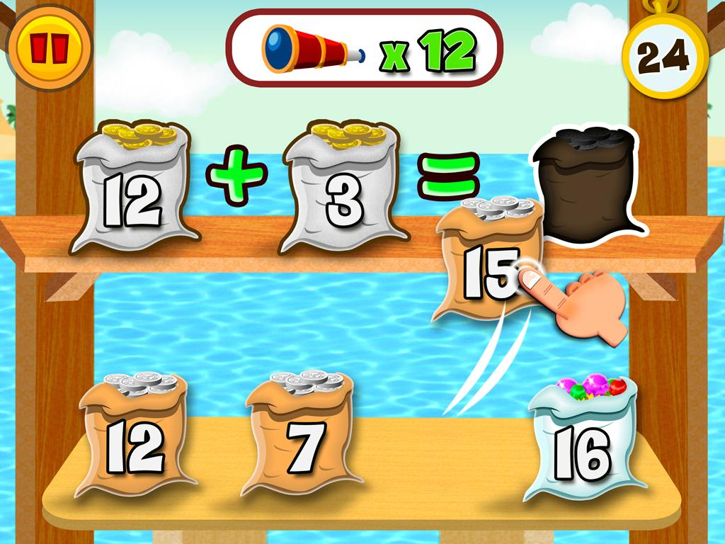 MathLand Full Version: Mental Math Games for kids 1.61 APK Download ...