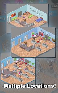 Game Studio Tycoon  screenshot 4