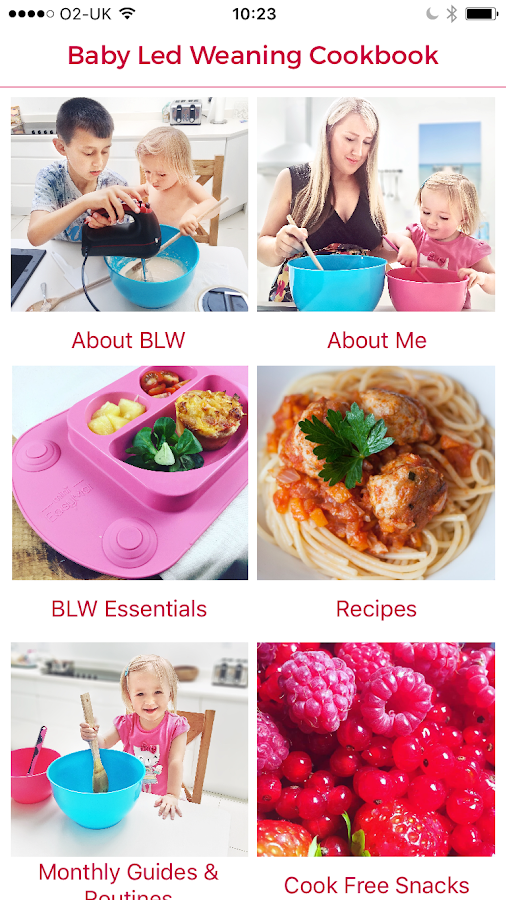Baby led weaning recipes 18 apk download android lifestyle apps baby led weaning recipes 18 screenshot 1 forumfinder Images