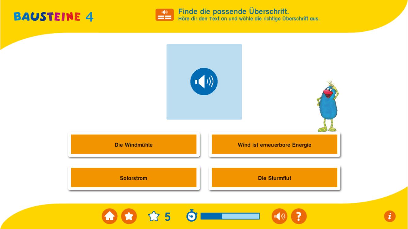 Bausteine – Deutsch Klasse 4 1.2.0 APK Download - Android Education Apps