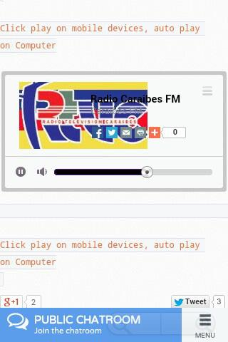 Caraibes fm radio portauprince 12 0 0 apk download android music audio apps - Radio caraibes fm 94 5 port au prince ...