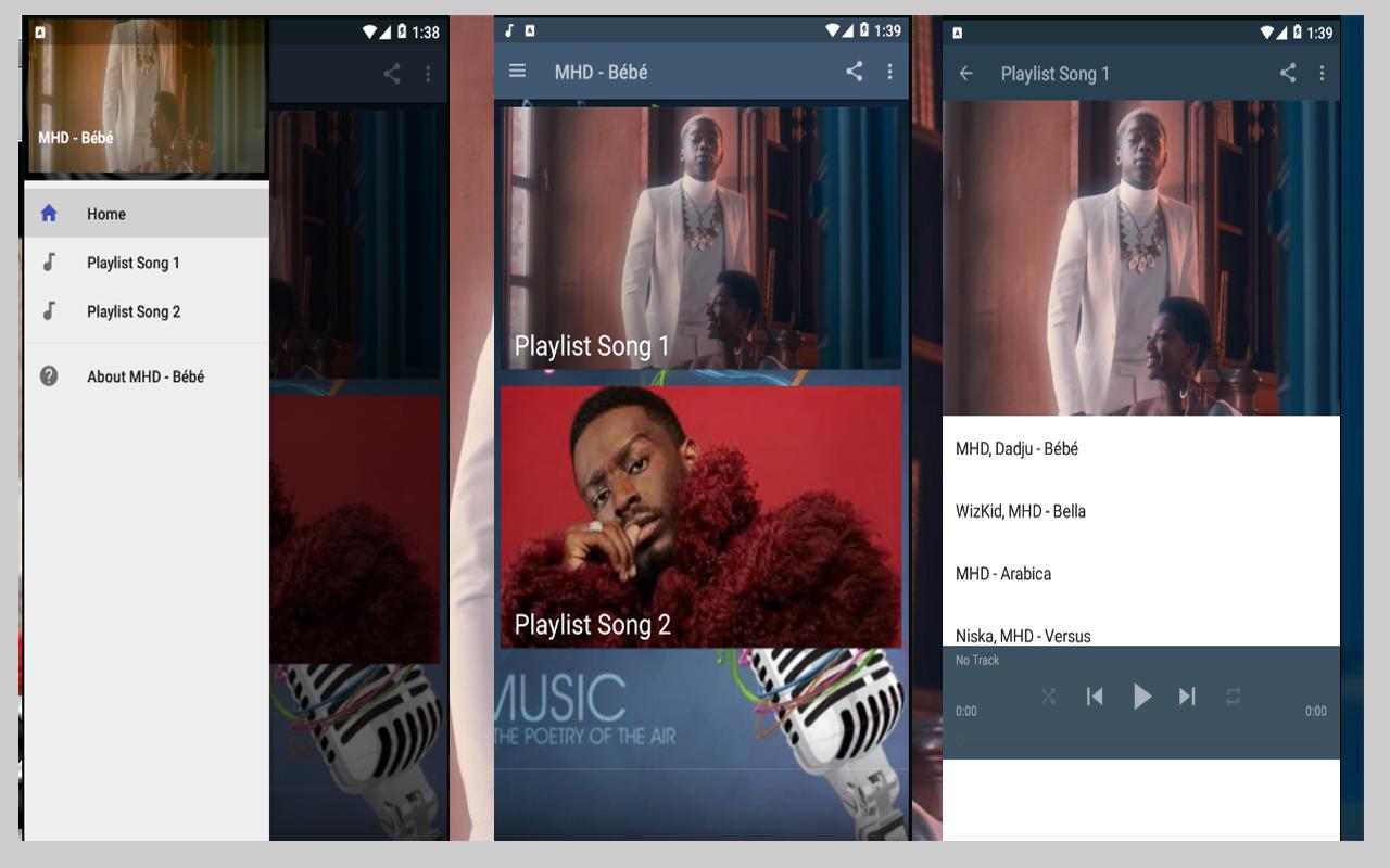 MHD-Bébé Ft Dadju 2 2 APK Download - Android Music & Audio Apps