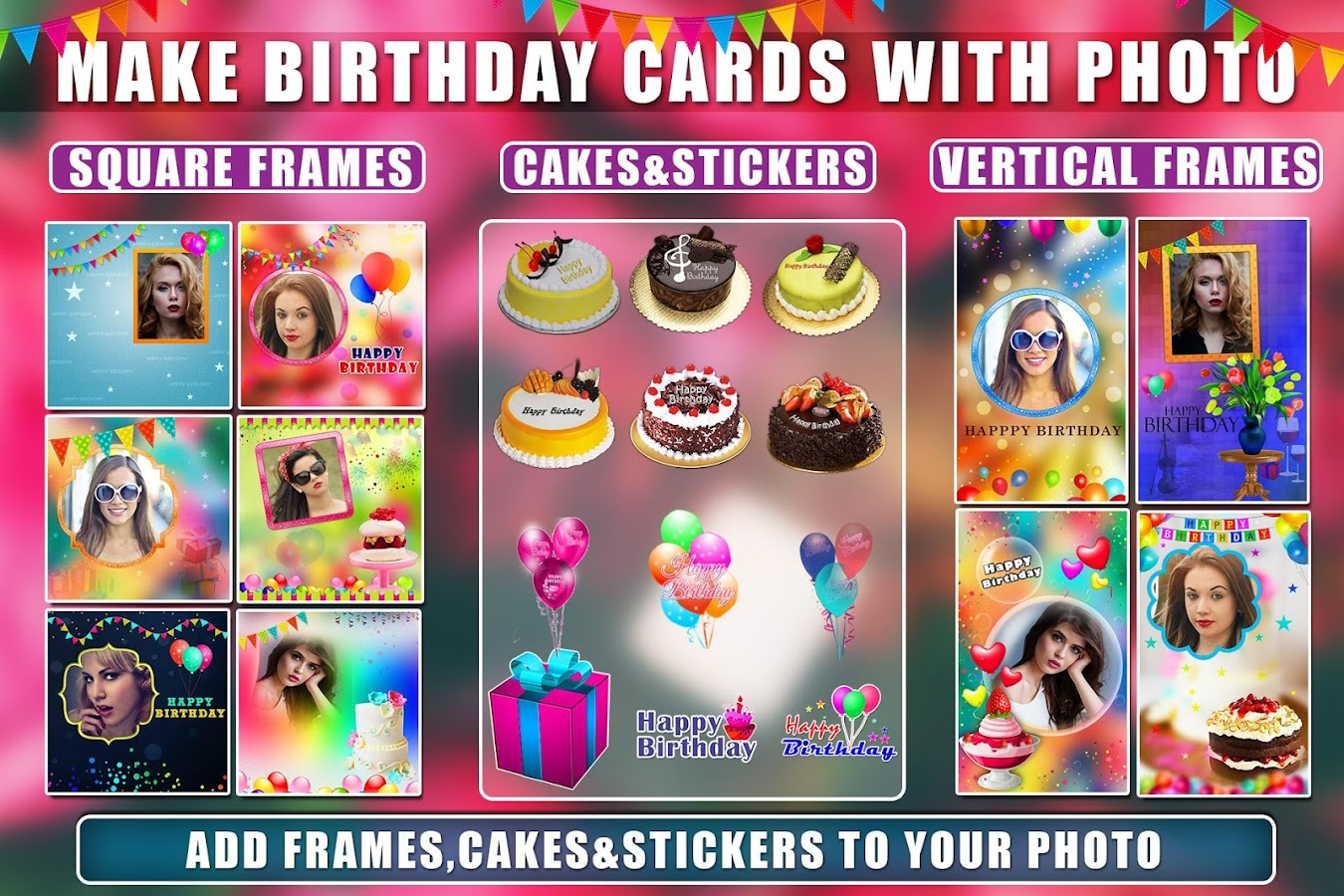 Birthday Cake With Name And Photo 108 Apk Download Android