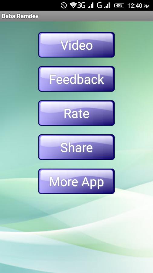 Baba Ramdev Yoga Training 1 1 APK Download - Android