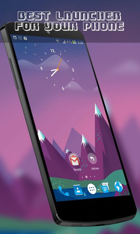 Minfivezz Lollipop 5 Launcher 1 0 3 APK Download - Android