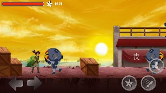 Ben Samurai - Ultimate Alien 1.0 screenshot 3