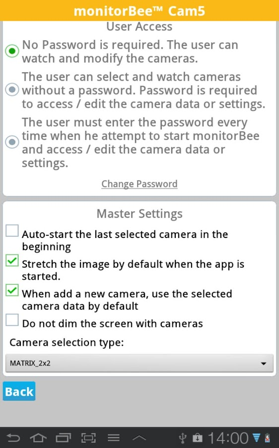 monitorBee Cam10 1 7 0 APK Download - Android Media & Video Apps