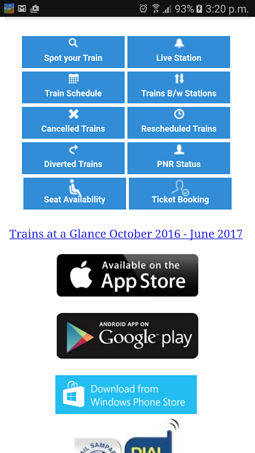 PNR Status for Indian Railway 1 3 APK Download - Android