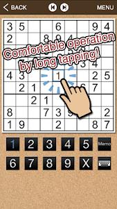 Comfortable Sudoku 1.0.2 screenshot 1