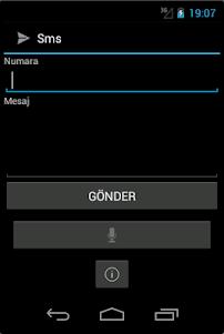 Konuş Mesajlaş 1.0.0 screenshot 1