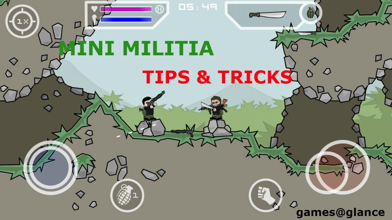 Guide And Doodle Army 2 Mini Militia 302 Apk Download Android