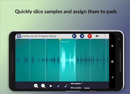 MPC MACHINE - Sampling Drum Machine Beat Maker 1.36 screenshot 6