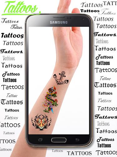 Best Tattoos Cam Editor 1 5 9 Apk