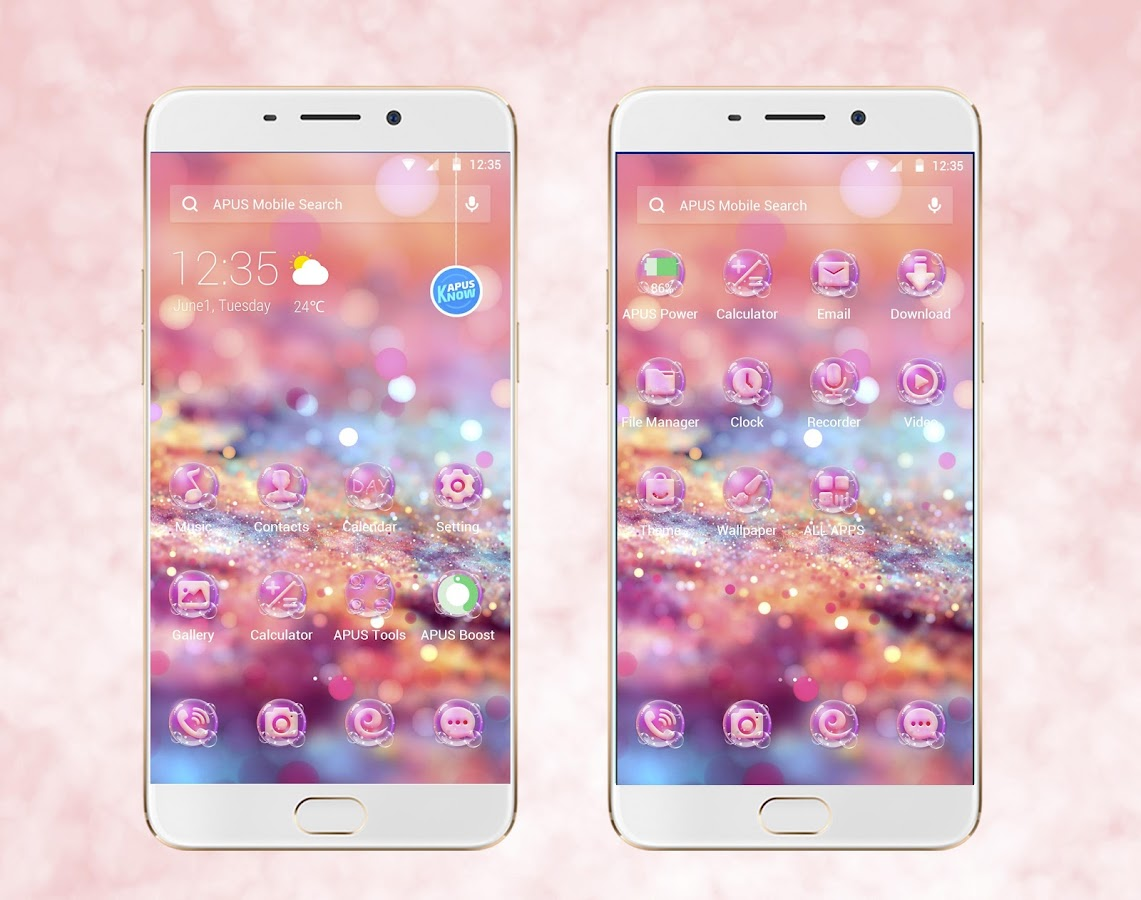 Pink Love Sweet Theme Hd Wallpapers Apk Download Android