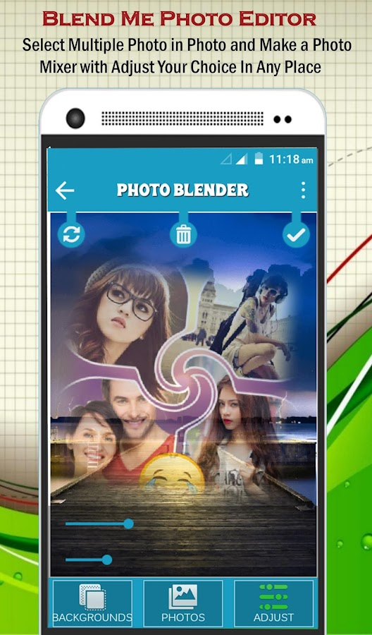 Blend Me Photo Editor 1 0 2 APK Download - Android