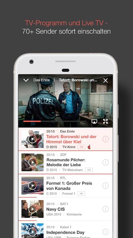 Tv Spielfilm Tv Programm Mit Live Tv Apk Download Android