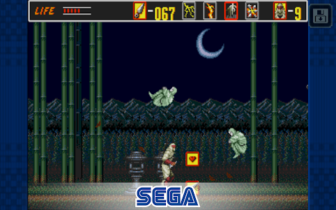 The Revenge of Shinobi Classic 1.2.1 screenshot 11