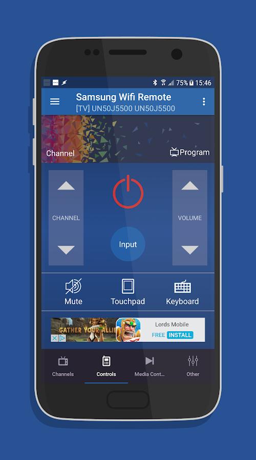 install apk app on samsung smart tv