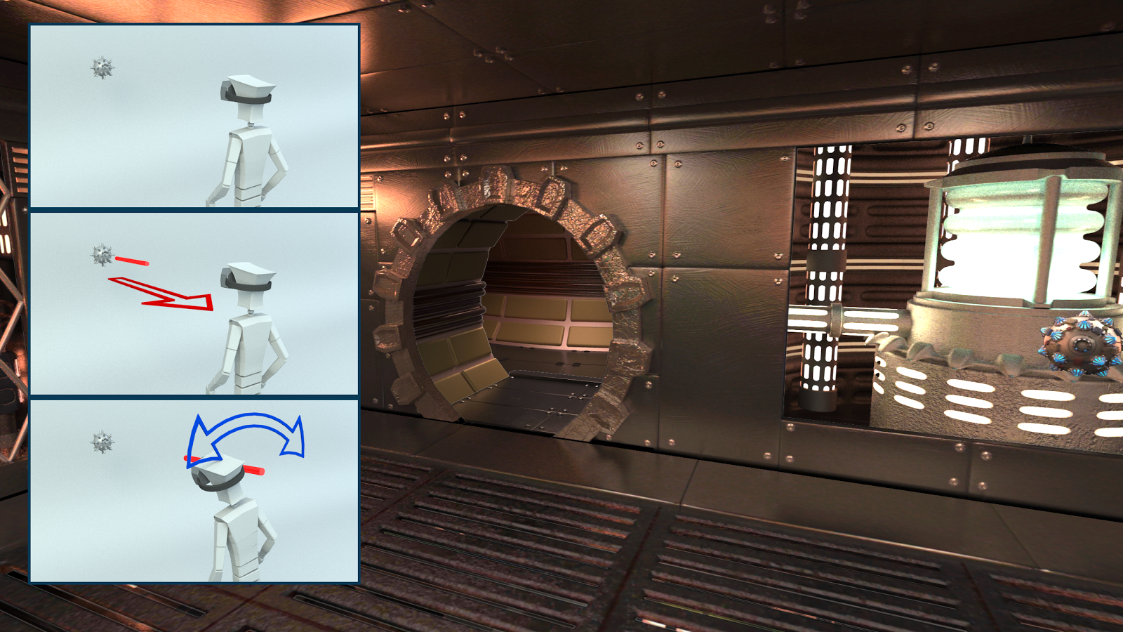 VR Laser Training 4 Cardboard 1 0 APK Download - Android Arcade Games