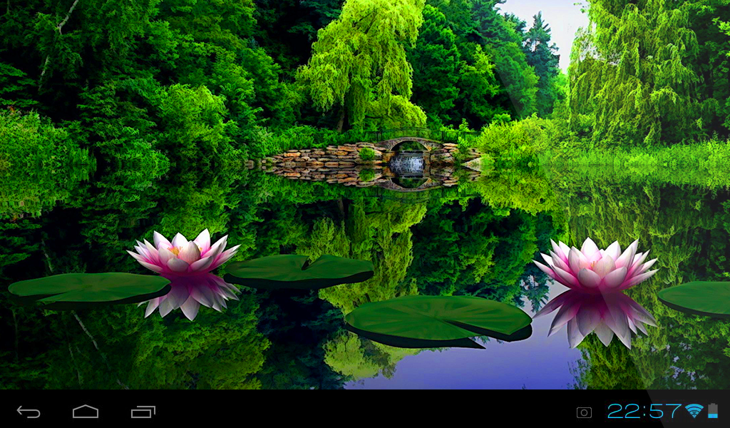 garden live wallpaper  Garden Live Wallpaper 1.0 APK Download - Android Personalization Apps