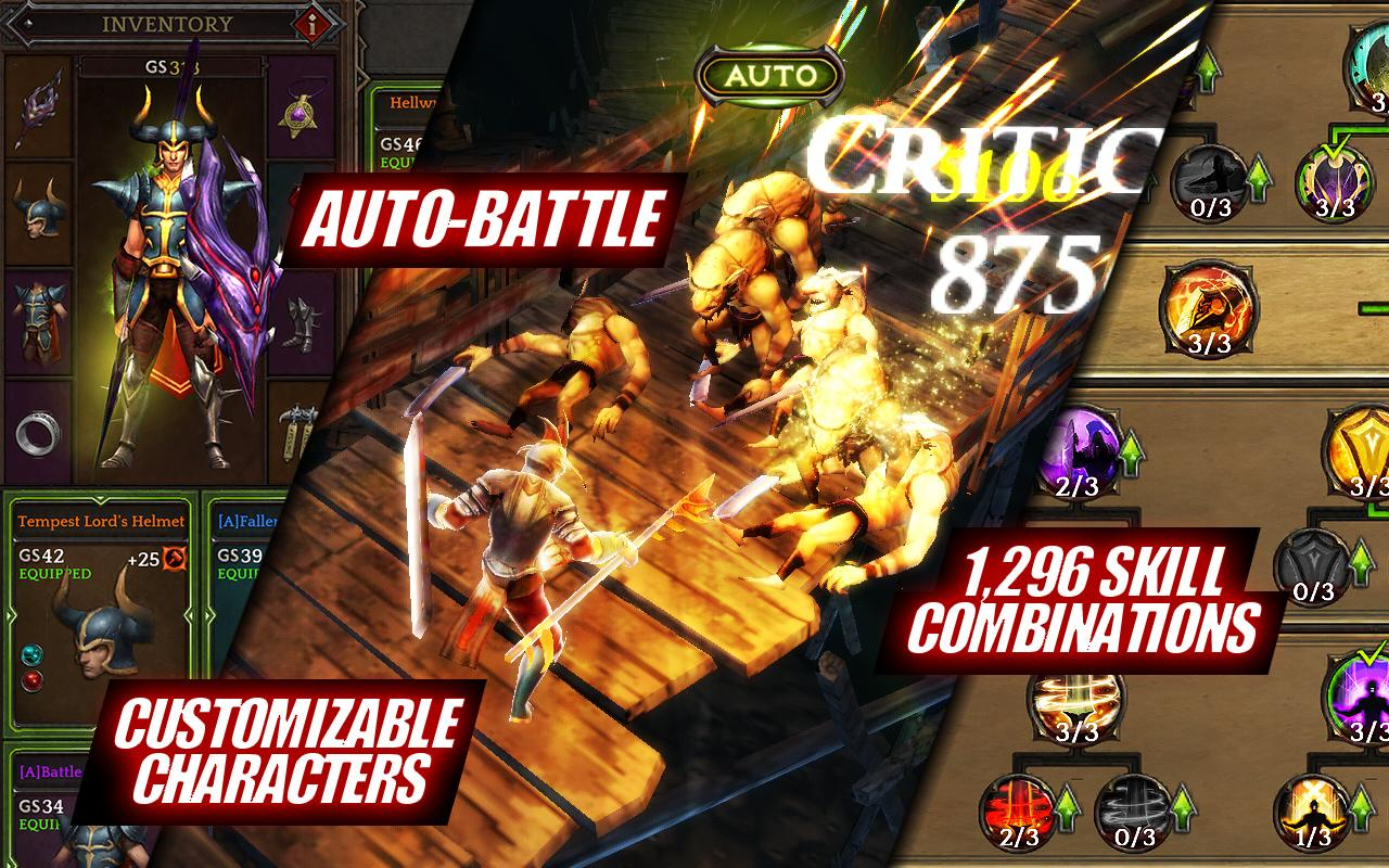 Darkness Reborn 1 5 6 APK Download - Android Role Playing Games