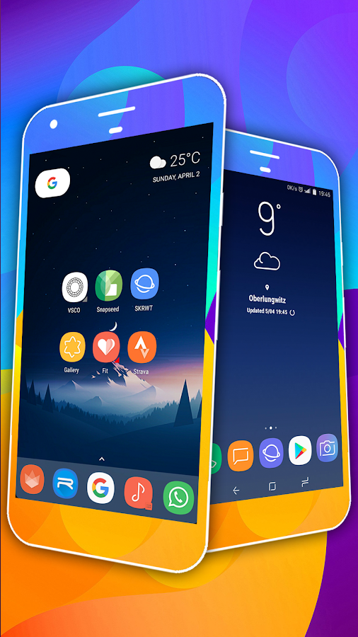 S9 Launcher Prime Mod Apk Download