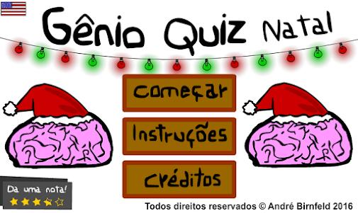 Genius Quiz Christmas 1.0.4 screenshot 1