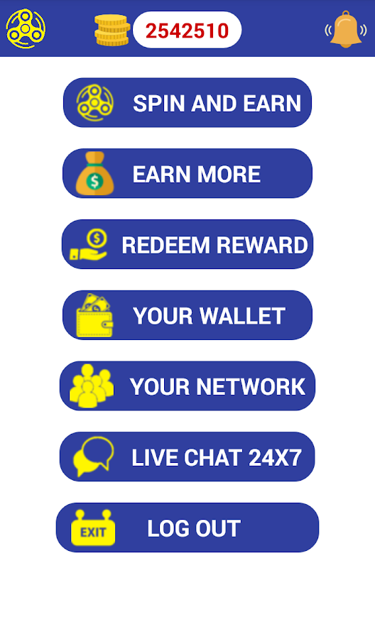 Spinner Cash |Earn Mobile Recharge ,BTC And LTC| 6 1 APK