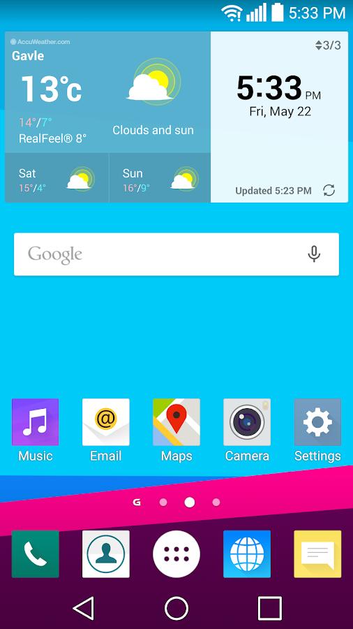 G4 UX 4 0 Theme for LG G6 G5 V30 G4 G3 V20 V10 K10 2 55 APK
