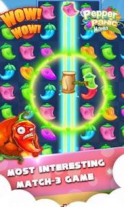 Pepper Panic Mania 1.0 screenshot 4