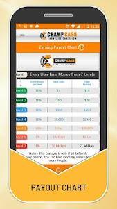 Champcash Earn Money Free 2.2.12 screenshot 3
