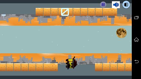Ninja Warrior Adventure 1.1 screenshot 2