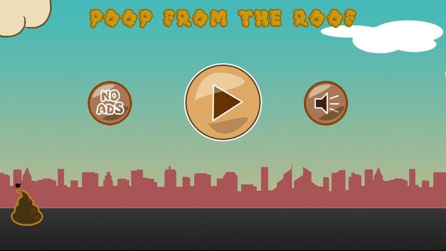 Make it rain with Poop From The Roof (App Review).