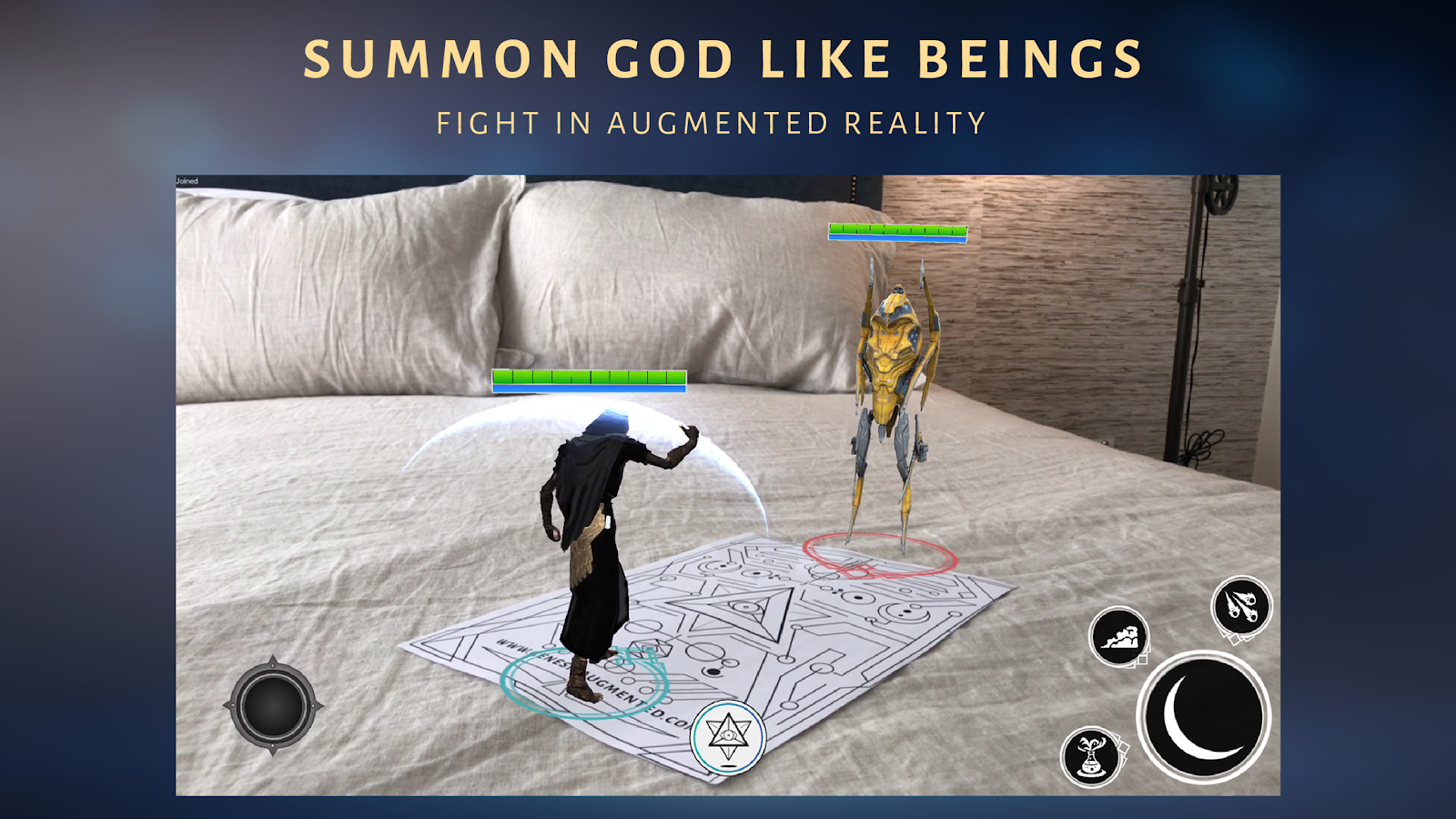 Genesis Augmented Reality 1 1 6 APK + OBB (Data File) Download
