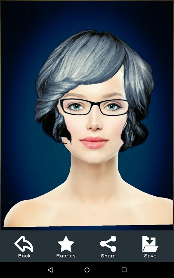Hairstyle Changer App Virtual Makeover Women Men 1246 Apk