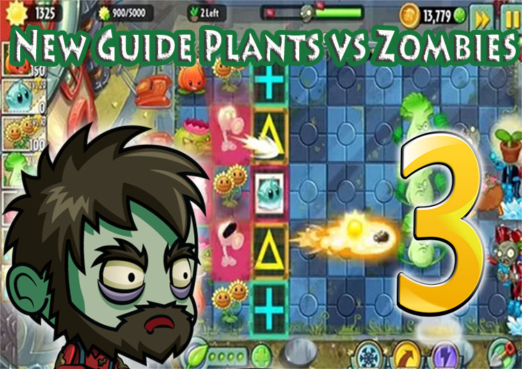 Guide Plants vs Zombies 3 21 APK Download  Android Books