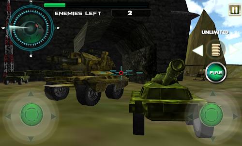 Borderlines Tank Battles Arena 1.1 screenshot 3