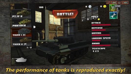 Attack on Tank : Rush - Heroes of WW2 2.2.0 screenshot 6