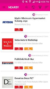 MyKad Smart Shopper Discover 2.2.4 screenshot 2